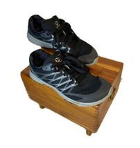 Merrell Bare Access Ultra Black Silver Running Shoes Womens Sz 7 J559582 - $29.47