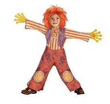 D Isguise Moe Doodle Doodlebops Halloween Costume Size 3T-4T Dress Up - $16.92