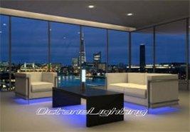 OCTANE LIGHTING Rgb Led Color Changing Couch Sofa Room Mood Illuminate Ambiance  - $49.45