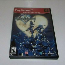 Kingdom Hearts - Greatest Hits (PlayStation 2, 2004) - $8.96