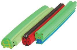Animal Eraser Sticks/6 Pc 14 pcs sku# 1777918MA - $84.62
