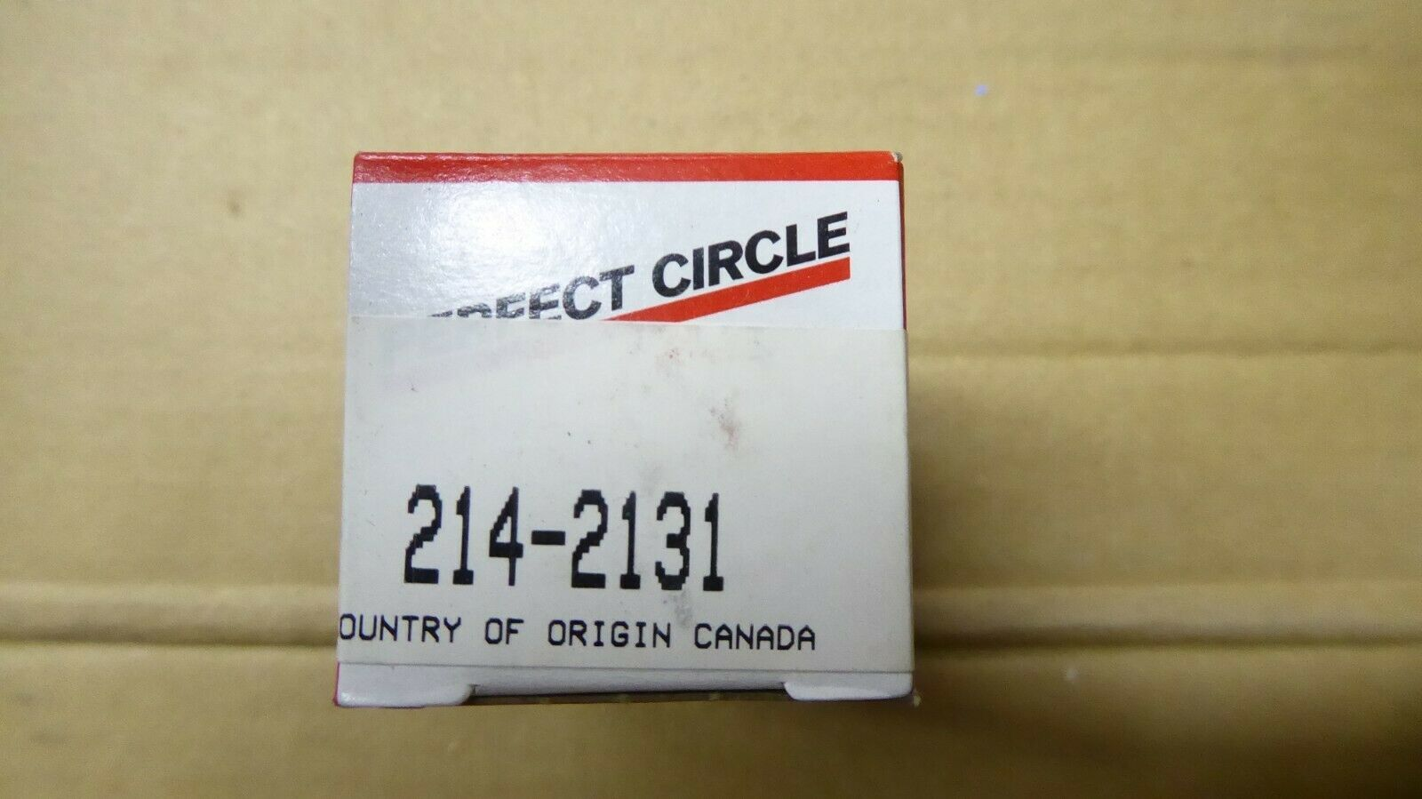 (7) Perfect Circle Engine Bearings 214-2131 New