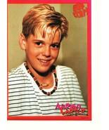 Aaron Carter teen magazine pinup clipping 90's Pop Star Teen Idols sweet... - $3.50