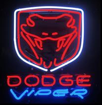 Dodge Viper Neon Sign / Dodge Viper Sign / Viper Neons / Viper Signs / *Gas&Oil - $350.00
