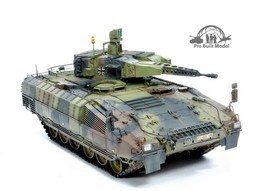 German Schutzenpanzer PUMA 1:35 Pro Built Model - $286.11