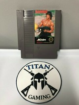 Rambo (Nintendo Entertainment System, 1988) - $8.54