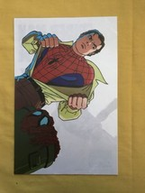 Spider-Man Window Decal Fox 1994 NM Near Mint - $13.86