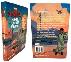 Marvel Captain Marvel Higher, Further, Faster Chapter Book Paperback - 2019 - $7.91