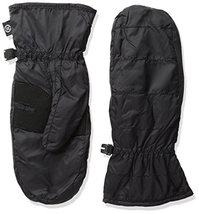 Isotoner Women's smarTouch Packable Mittens with smartDRI, Black, Small - $39.99
