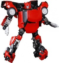 NEW Transformers Alternity Cliffjumper Supreme Red Pearl Action Figu - $178.52