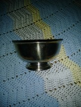 Vintage Sheridan Silverplate Bowl - $12.62