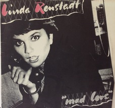 Linda Ronstadt Mad Love 1980 Original Vinyl LP Record Album Asylum SE-510 - £7.00 GBP
