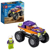 LEGO City Monster Truck 60251 Playset, LEGO Building Sets for Kids, New 2020 (55 - $10.99