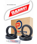 Fork Oil Seals Dust seals & Tool for BMW R 80 GS PD Paris Dakar Paraleve... - $27.98