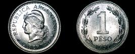 1959 Argentina 1 Peso World Coin - $5.99