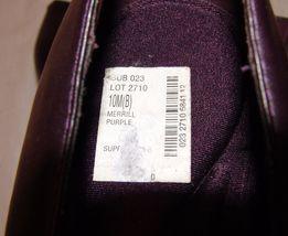 10m 10m Baker Berenjena Zapatos Elegante LIZ Zapatillas Mujer LILA Tacones WfnwXZaaq