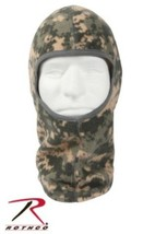 Hunting Camping US Military Fleece ACU Digital Camo Balaclava Face Mask ... - $8.90
