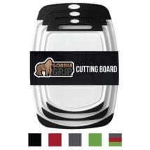 The Original GORILLA GRIP (R) Set of 3 Reversible Cutting Boards, BPA Fr... - ₨3,853.87 INR