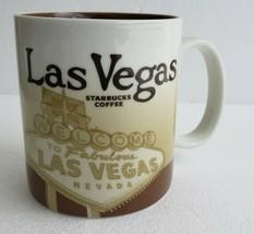 NWOB Starbucks LAS VEGAS Nevada 2009 Coffee Mug 16 oz. Global Icon Series - $14.01