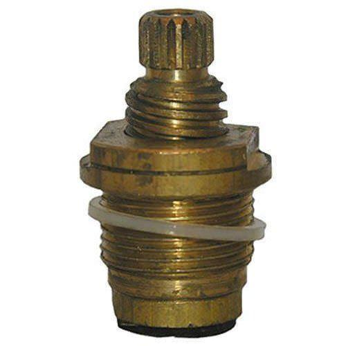 Lasco Central Brass Lavatory Deck Faucet Cold Stem H Broach S-106-2NNL 2412 New - $5.87