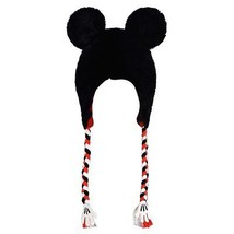 Disney MICKEY MOUSE CLUBHOUSE Peruvian Laplander Beanie Winter Hat Knit ... - $12.71