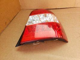 06-07 Toyota Highlander Hybrid LED Tail Light Lamp Passenger Right - RH image 5