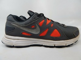 Nike Revolution 2 Misura 6 M (Y) Eu 38.5 Youth Bambini Scarpe Corsa Grigio