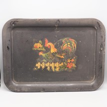 Vintage Farmhouse Rooster Serving Tray - $48.89