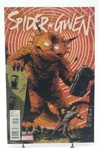 Spider-Gwen #1 Francavilla Kirby Monster Variant Cover Marvel Comic Vol ... - $3.26