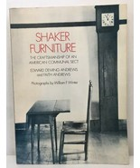 Shaker Furniture : The Craftsmanship of an American Communal Sect by Fai... - $24.70