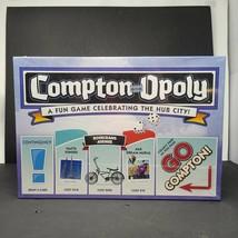 Compton-Opoly a Fun Game Celebrating the Hub City - Comptonopoly Board Game - $55.00