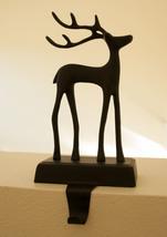 Pottery Barn Santa's Reindeer stocking holder  - $63.99
