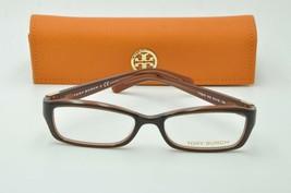 Tory Burch TY 2010 Eyeglasses 513 Brown Frames + Case 51mm - $60.73