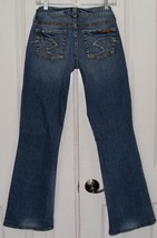 SILVER JEANS LOLA WOMEN'S LOW RISE BOOTCUT STRETCH JEANS MEDIUM WASH SZ ... - $23.99