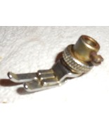 Domestic Rotary 151 Presser Foot Holder Clamp w/Straight Stitch Foot Used Works - $25.00