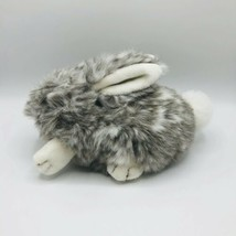 "Enesco Bunny Rabbit Plush Puppet W/ Squeaker 12"" Easter Vintage - $29.69"