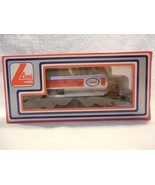 Lima Models Italy HO Scale Esso Tank Train Car With Box #302711 - $11.95