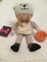 Art Doll, Handmade Gift Doll, Soft Fabric Doll, Decor Baby Tilda Doll 12... - $23.96