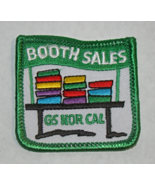 Girl Scout Patch - GS NOR CAL BOOTH SALES - $8.00