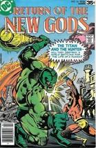 The New Gods Comic Book #16 DC Comics 1978 FINE- - $5.48