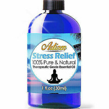 Artizen Stress Relief Essential Oil Blend (100% PURE & NATURAL - UNDILUT... - $27.06