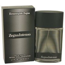 Zegna Intenso by Ermenegildo Zegna 1.7 oz EDT Cologne Spray for Men New in Box - $24.91