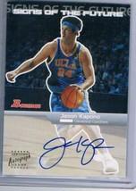2003-04 Bowman Signs of the Future #JK Jason Kapono NM-MT NM-MT Auto  - $11.87