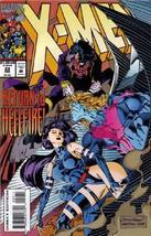 X-Men #29 [Comic] [Jan 01, 1994] Fabian Nicieza; Andy Kubert and Marvel ... - $3.91