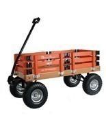 ALL TERRAIN BERLIN FLYER WAGON - Beach Garden Cart in 8 Bright Colors AM... - £186.53 GBP
