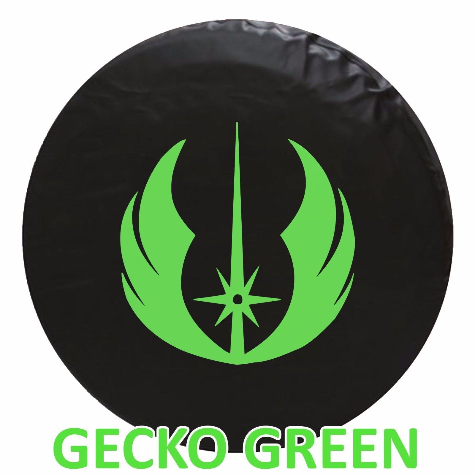 Star Wars Jedi Order Tire Cover - STANDARD - We Need Tire Size and Color Choice