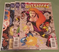 Outsiders #1 Alpha Cover, #1 Omega Cover, 7, 0, - $7.50