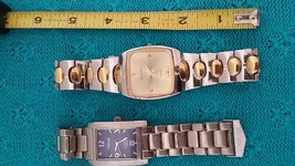 Men's Watches Cherokee with date and Laurier run great some wear - pick one - $13.00