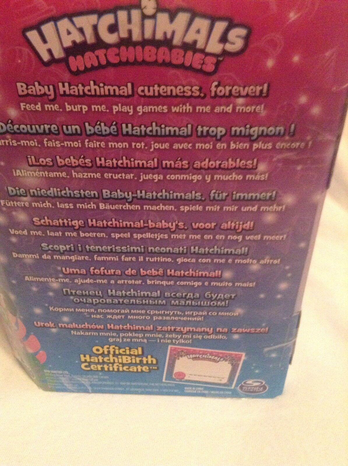 Hatchimals Hatchibabies Monkiwi hatching egg Target exclusive New Easter