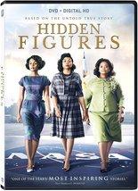 Hidden Figures (2017, DVD)
